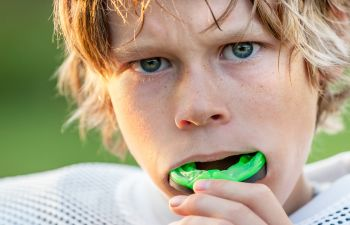 Mouthguard For Sports New Braunfels TX